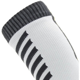 Sealskinz Waterproof Cold Weather Knee Socks grey/black/yellow